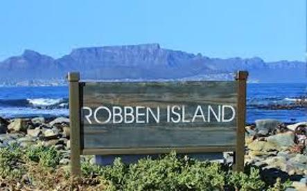 larger Robben Island